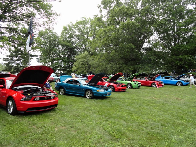 Music city mustang club event calendar 2017 2018 2019 for Music city motor cars