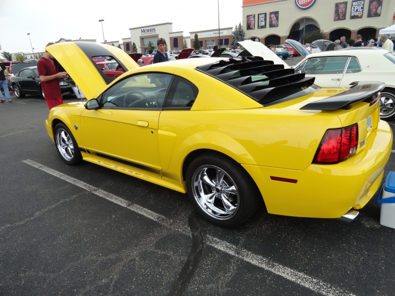 Car Show 2015 >> Tri-State Car Show, 07/26/2015 – Derby City Mustang Club