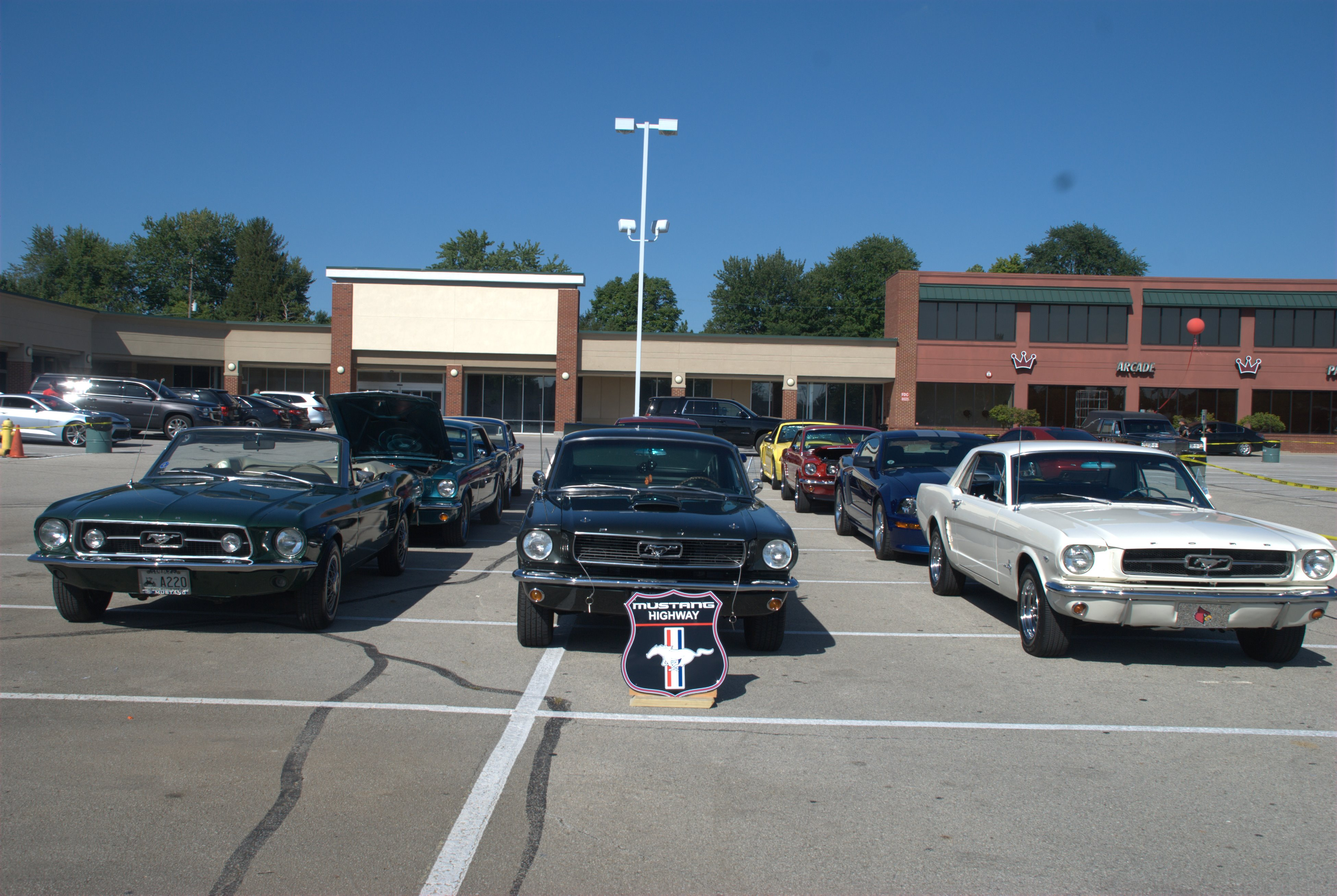 Recent Events Shows Derby City Mustang Club